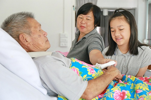 Does Being a Caregiver Keep You Up at Night?
