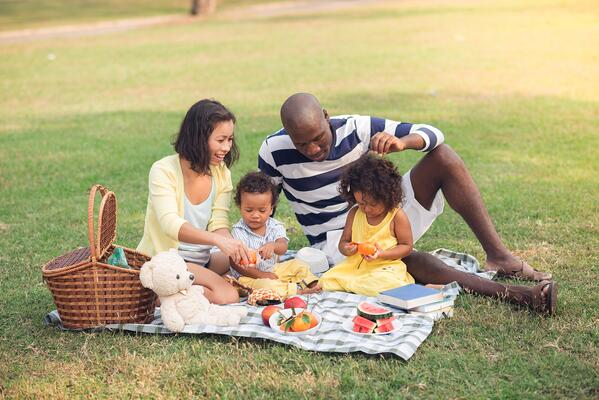 Family Picnic Food Safety