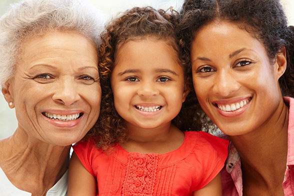 Celebrating Mother's Day With Older Adults