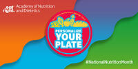 Time To Celebrate National Nutrition Month!