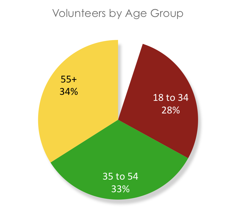 PieChart_Volunteers by Age2.png