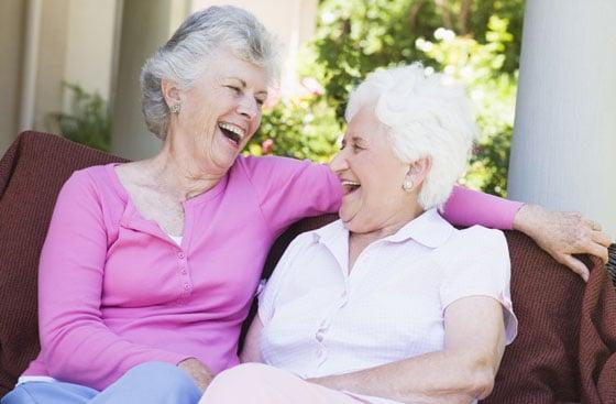 Senior-Women-Roommates