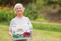 Health Benefits for Senior Volunteers serving Seniors