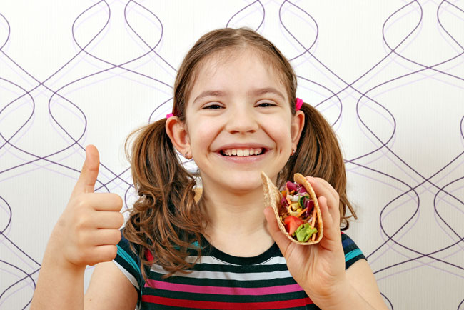 How to Plan Menus with Foods Kids Love