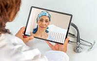 Isolated But Not Alone - Telemedicine Can Help!