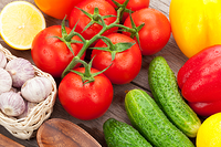 The Benefits of a Vegetarian Diet